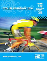 Rona MS Tour Cyclist Handbook