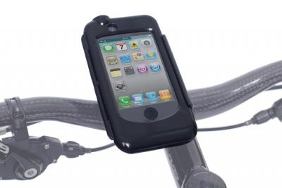 Iphone 4 bike mount