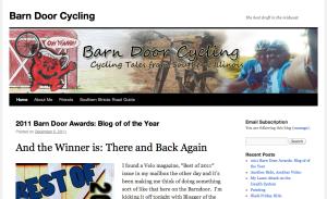Barn Door Cycling