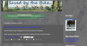 Saved by the Bike