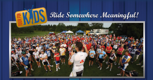 Tour for Kids Charity Bike Ride Web Picture